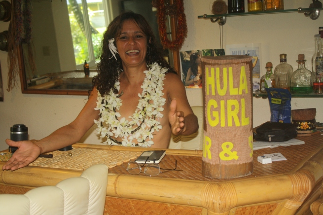 The Hula Girl Bar & Spa